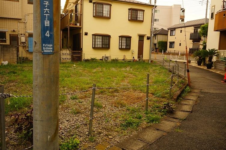 02 二子塚古墳跡