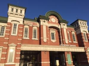 JR深谷駅