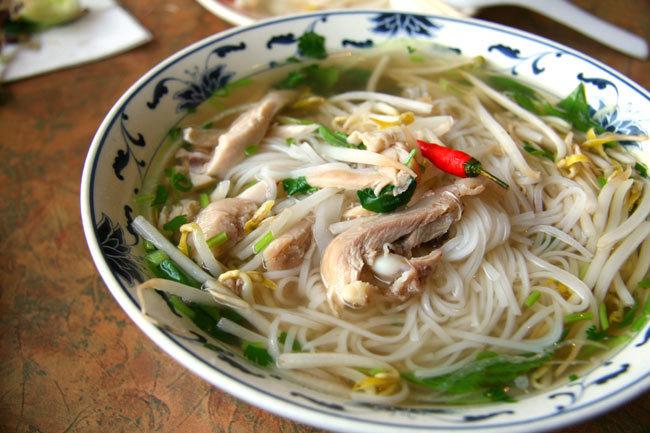 ベトナム米粉麺フォー