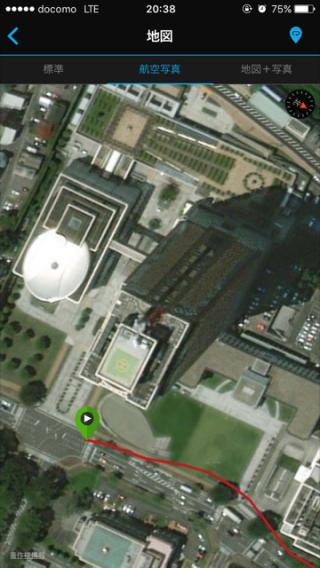 170614県庁の航空写真