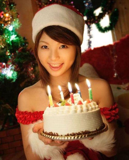 【画像】もうすぐクリスマスなのでサンタコスプレの女の子集めてみたよwww 32枚 No.12