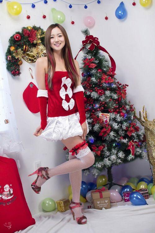 【画像】もうすぐクリスマスなのでサンタコスプレの女の子集めてみたよwww 32枚 No.19