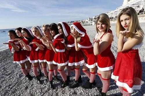 【画像】もうすぐクリスマスなのでサンタコスプレの女の子集めてみたよwww 32枚 No.31