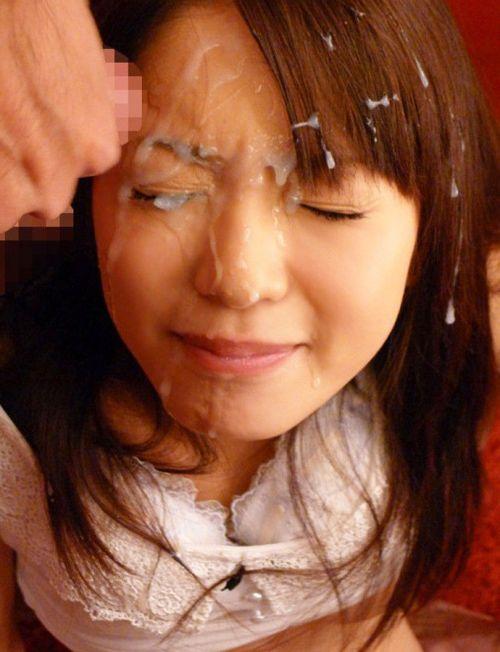 服を着たままの女の子の顔に顔射しちゃうエロ画像まとめ 39枚 No.19