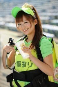 満面の笑顔でビールを売ってる野球場の女の子カワイイよなwww 37枚 No.21