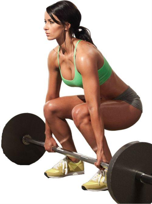 【画像】筋肉モリモリのガチマッチョ外国人女性の腹筋エロ過ぎ 33枚 No.6