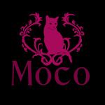 革小物 moco ロゴ