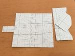 iPhoneケース 型紙