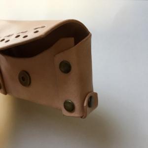 カードケース 試作リボン マチ