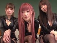 主観M男動画 罵倒唾吐き!涼宮琴音 斉藤みゆ 柑南るか