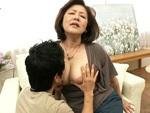 ダイスキ!人妻熟女動画 : Fカップ巨乳のアラ還五十路妻が初撮りAVで男優のワザに乱れまくる!