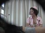 本日の人妻熟女動画 : 【素人】こんなのバレたらクビよ!熟女ナースにお願いして・・・♪