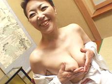 【無修正】五十路妻マンコ大洪水 白鳥祥子