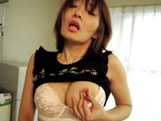 【無修正】初裏 大川純 淫乱主婦 第一話