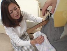 【無修正】親子競演「小橋早苗・大越はるか」初裏流出No.1