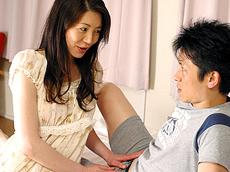 【無修正】神崎京子 初裏 気付いてしまった三十路母と息子