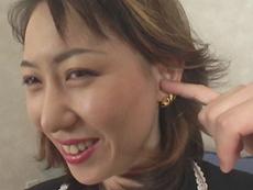 【無修正】白金ミセスショッピング 田辺由香利