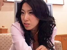【無修正】【中出し】家庭教師と英会話ファック クリス小澤