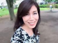 ダイスキ!人妻熟女動画 :キレイな四十路熟女が若いセフレ君とデート&ハメ撮り。剛毛がハンパない! 今宮慶子