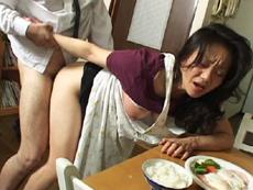 【無修正】生贄になった母 中編 吉川美奈子