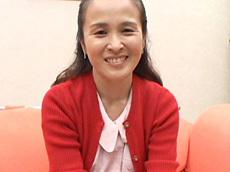 【無修正】オナニーが趣味の五十路 大島恵子