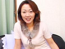 【無修正】セフレ10人でも足りない貧乳熟女 藤田恵美