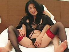 【無修正】桐島千沙 箱根で出会った露出淫乱女 第2話