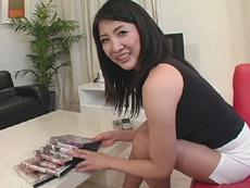 【無修正】樋口冴子 世間知らずの人妻にエッチな仕事