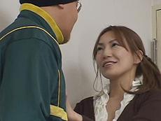 【無修正】No.1欲望の団地妻 金も男も欲しがる人妻達