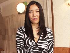 【無修正】【中出し】お嬢様育ちの人妻ソープ嬢 青山倫子||