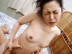 【無修正】絶叫!涙のアナル責め 嵯峨美智子