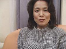【無修正】性を謳歌する五十路熟女 大島恵子