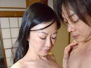 熟れすぎてごめん:【無修正】【中出し】杉田美智 一回では満足できない人妻
