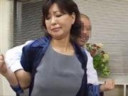 ダイスキ!人妻熟女動画:不良学生たちに犯され中出しされる五十路の美熟女校長! 里中亜矢子