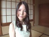 熟女倶楽部:一条恵 初裏無修正動画 「木綿パンツが似合う51歳」