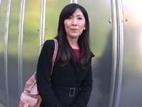 熟女倶楽部:【無修正】戸田志乃 無修正 「中出し初裏デビュー」
