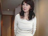 熟成熟女人妻研究会:【無修正】51歳 若作りの可愛い主婦