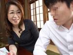 ダイスキ!人妻熟女動画 : 「成績が上がったら童貞捨ててあげるわぁ〜」五十路のおばさん家庭教師が迫る!