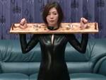 ダイスキ!人妻熟女動画 : 四十路の潜入捜査官が敵に拘束されクスリを打たれてズタボロに犯される! 竹内梨恵