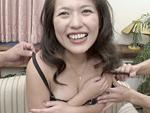 となりのおくさま : 【無修正】夕飯前にヤリまくる巨乳四十路美人妻 西沢日出美