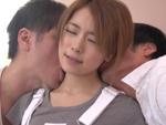 無修正が見たい : 無修正 大森玲菜(おおもりれいな) 激カワなギャルと生はめ3Pセックス