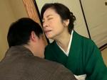 ダイスキ!人妻熟女動画 : 生花教室の先生をやってる還暦超えのお婆ちゃんが孫の肉棒に狂い逝き! 秋田富由美