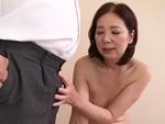 ダイスキ!人妻熟女動画 : ブラックな会社の社長に息子とのセックスや得意先への性接待を強要される五十路熟女