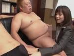 裏蕩劇場 : 【無修正】上司の欲求を満たす淫乱美熟女OL!