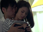 夜のサワコ   : 夏の終わり、砂浜で出会ったグッとくるFカップ人妻 前田 可奈子 29歳 AV Debut