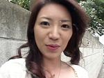 となりのおくさま : 【無修正】神崎京子 美人三十路妻をナンパ