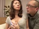 ダイスキ!人妻熟女動画 : 両親が旅行中、五十路の母親の友人と淫らな行為をヤってしまう息子w 南條れいな