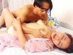 熟れすぎてごめん : 【無修正】禁断の関係 痴女お婆ちゃん、スケスケネグリジェで夜這い 三田涼子
