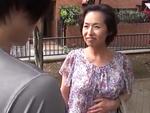 ダイスキ!人妻熟女動画 : 一人暮らしのアパートにやってきた六十路の母親とセックスする息子! 東條志乃