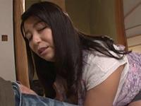 熟女ストレート:息子がデカチンの持ち主だという事に気付いて興奮を隠せない豊満爆乳の継母! 折原ゆかり